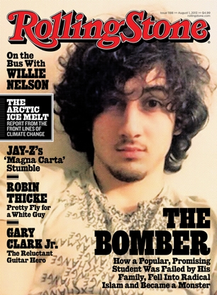 RS Tsarnaev cover